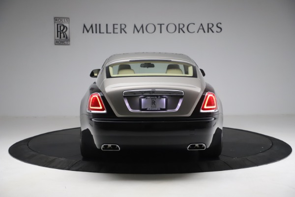 Used 2015 Rolls-Royce Wraith for sale $199,900 at Maserati of Greenwich in Greenwich CT 06830 8
