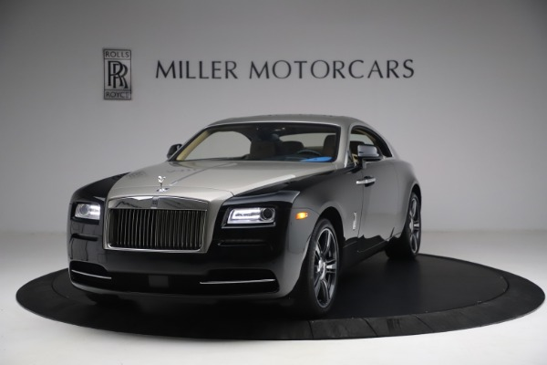 Used 2015 Rolls-Royce Wraith for sale $199,900 at Maserati of Greenwich in Greenwich CT 06830 1