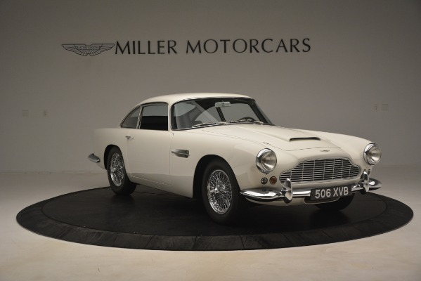 Used 1961 Aston Martin DB4 Series IV Coupe for sale $625,900 at Maserati of Greenwich in Greenwich CT 06830 11
