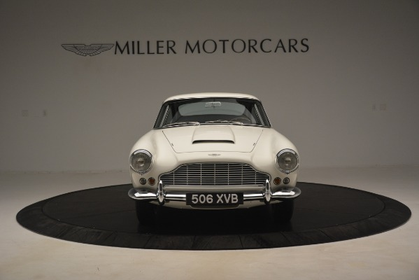 Used 1961 Aston Martin DB4 Series IV Coupe for sale $625,900 at Maserati of Greenwich in Greenwich CT 06830 12