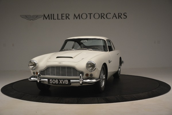 Used 1961 Aston Martin DB4 Series IV Coupe for sale $625,900 at Maserati of Greenwich in Greenwich CT 06830 2