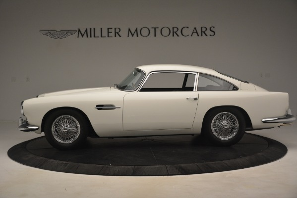 Used 1961 Aston Martin DB4 Series IV Coupe for sale $625,900 at Maserati of Greenwich in Greenwich CT 06830 3
