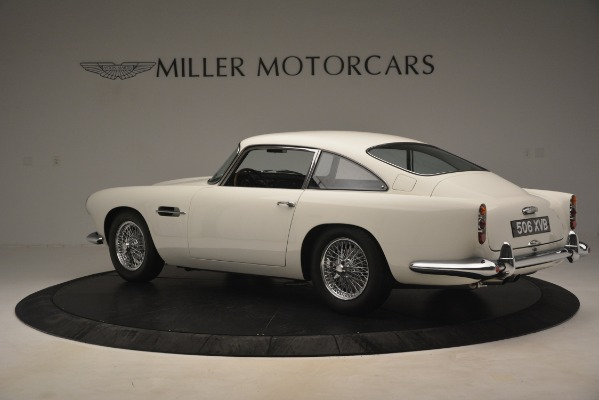 Used 1961 Aston Martin DB4 Series IV Coupe for sale $625,900 at Maserati of Greenwich in Greenwich CT 06830 4