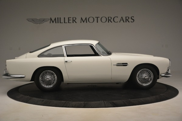 Used 1961 Aston Martin DB4 Series IV Coupe for sale $625,900 at Maserati of Greenwich in Greenwich CT 06830 9