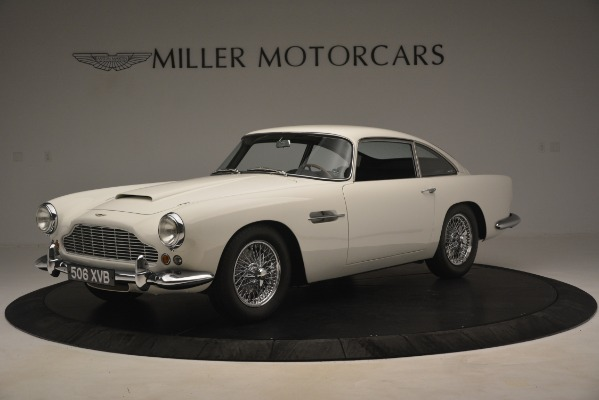 Used 1961 Aston Martin DB4 Series IV Coupe for sale $625,900 at Maserati of Greenwich in Greenwich CT 06830 1