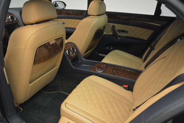 Used 2017 Bentley Flying Spur V8 S for sale Sold at Maserati of Greenwich in Greenwich CT 06830 21
