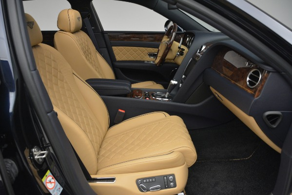 Used 2017 Bentley Flying Spur V8 S for sale Sold at Maserati of Greenwich in Greenwich CT 06830 28