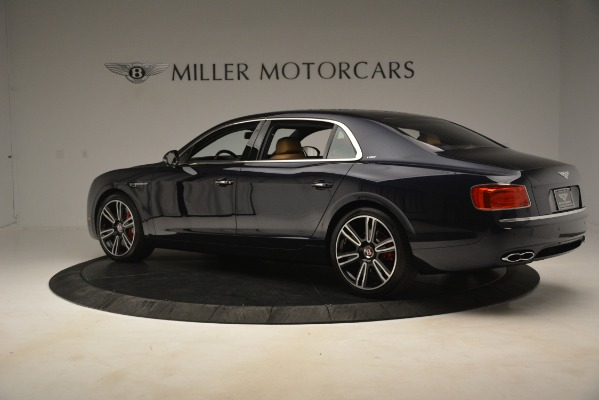 Used 2017 Bentley Flying Spur V8 S for sale Sold at Maserati of Greenwich in Greenwich CT 06830 4