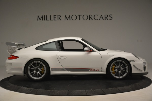 Used 2011 Porsche 911 GT3 RS 4.0 for sale Sold at Maserati of Greenwich in Greenwich CT 06830 10