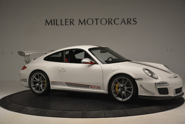 Used 2011 Porsche 911 GT3 RS 4.0 for sale Sold at Maserati of Greenwich in Greenwich CT 06830 11