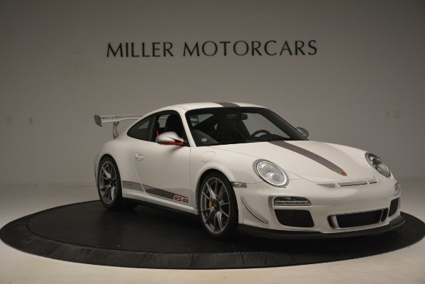 Used 2011 Porsche 911 GT3 RS 4.0 for sale Sold at Maserati of Greenwich in Greenwich CT 06830 12