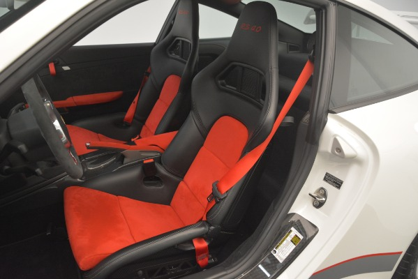 Used 2011 Porsche 911 GT3 RS 4.0 for sale Sold at Maserati of Greenwich in Greenwich CT 06830 15