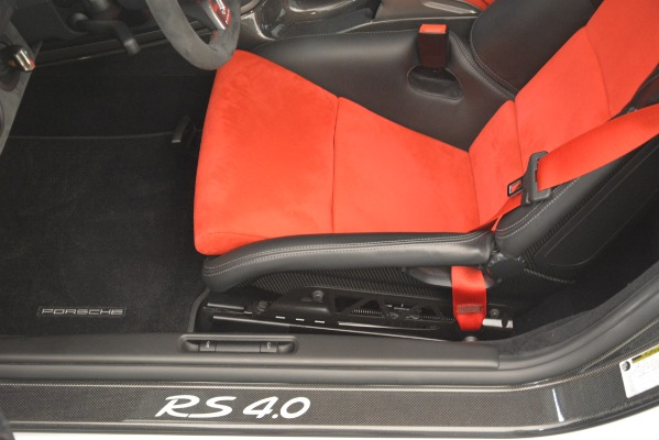 Used 2011 Porsche 911 GT3 RS 4.0 for sale Sold at Maserati of Greenwich in Greenwich CT 06830 16