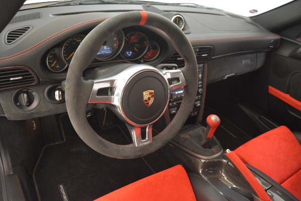 Used 2011 Porsche 911 GT3 RS 4.0 for sale Sold at Maserati of Greenwich in Greenwich CT 06830 17