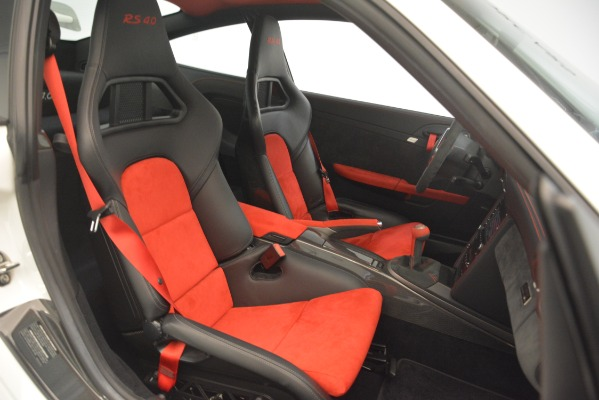 Used 2011 Porsche 911 GT3 RS 4.0 for sale Sold at Maserati of Greenwich in Greenwich CT 06830 19