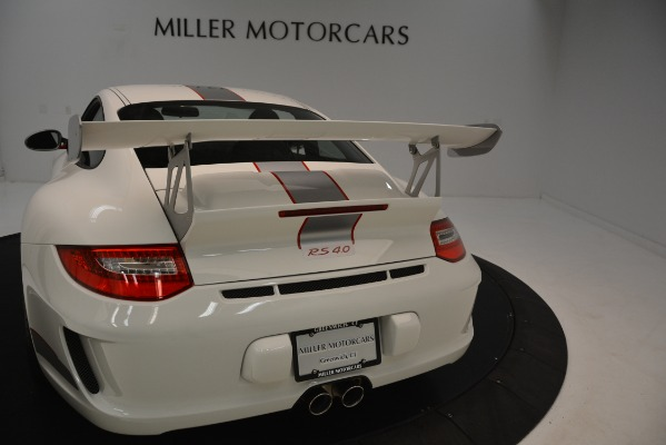 Used 2011 Porsche 911 GT3 RS 4.0 for sale Sold at Maserati of Greenwich in Greenwich CT 06830 26