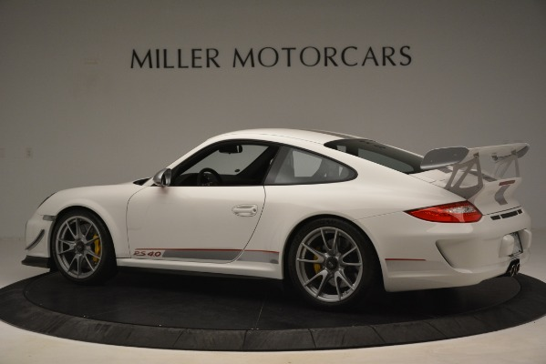 Used 2011 Porsche 911 GT3 RS 4.0 for sale Sold at Maserati of Greenwich in Greenwich CT 06830 4
