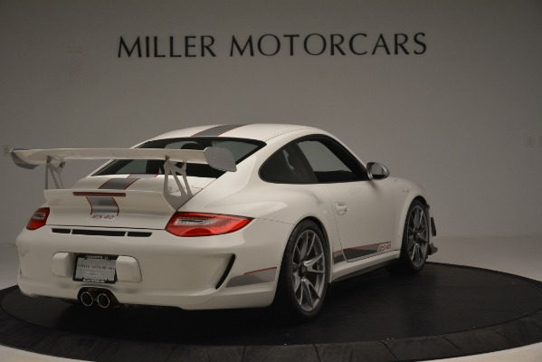 Used 2011 Porsche 911 GT3 RS 4.0 for sale Sold at Maserati of Greenwich in Greenwich CT 06830 8