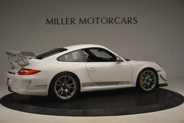 Used 2011 Porsche 911 GT3 RS 4.0 for sale Sold at Maserati of Greenwich in Greenwich CT 06830 9