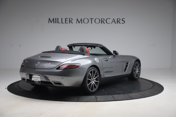 Used 2012 Mercedes-Benz SLS AMG for sale Sold at Maserati of Greenwich in Greenwich CT 06830 10