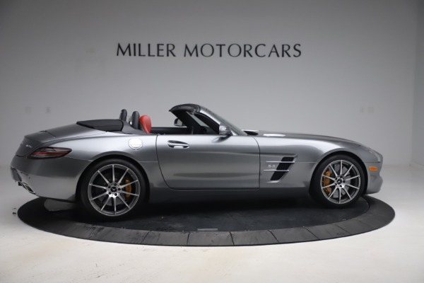 Used 2012 Mercedes-Benz SLS AMG for sale Sold at Maserati of Greenwich in Greenwich CT 06830 12