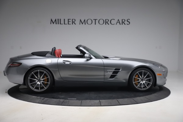 Used 2012 Mercedes-Benz SLS AMG for sale Sold at Maserati of Greenwich in Greenwich CT 06830 13