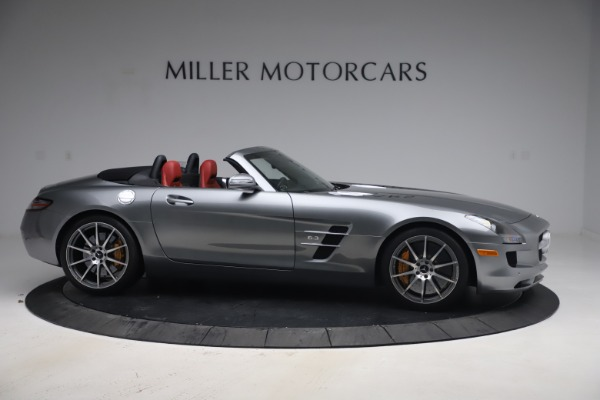 Used 2012 Mercedes-Benz SLS AMG for sale Sold at Maserati of Greenwich in Greenwich CT 06830 14