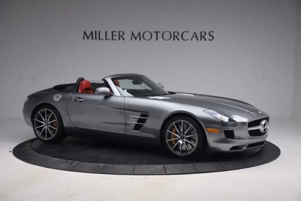 Used 2012 Mercedes-Benz SLS AMG for sale Sold at Maserati of Greenwich in Greenwich CT 06830 15