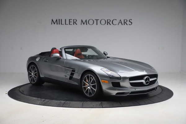 Used 2012 Mercedes-Benz SLS AMG for sale Sold at Maserati of Greenwich in Greenwich CT 06830 16