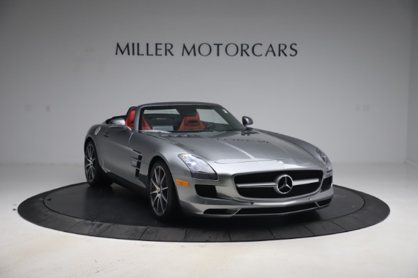 Used 2012 Mercedes-Benz SLS AMG for sale Sold at Maserati of Greenwich in Greenwich CT 06830 17