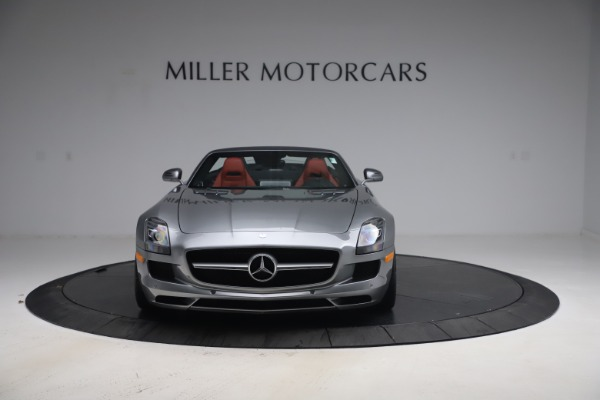 Used 2012 Mercedes-Benz SLS AMG for sale Sold at Maserati of Greenwich in Greenwich CT 06830 18