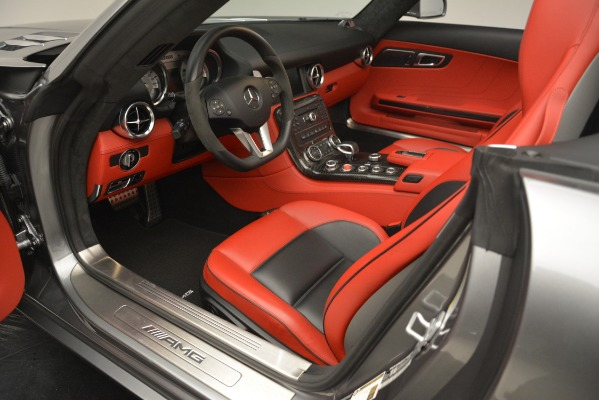 Used 2012 Mercedes-Benz SLS AMG for sale Sold at Maserati of Greenwich in Greenwich CT 06830 20