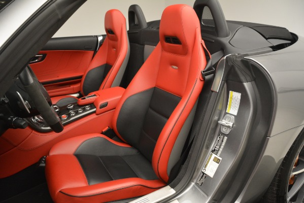 Used 2012 Mercedes-Benz SLS AMG for sale Sold at Maserati of Greenwich in Greenwich CT 06830 21