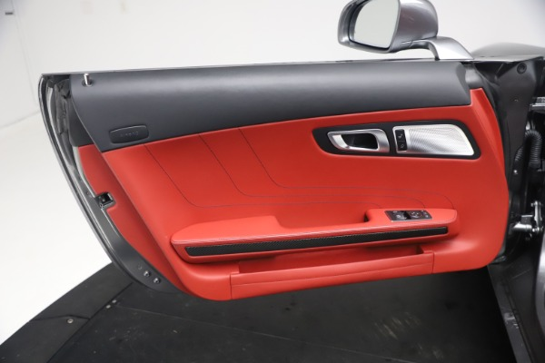Used 2012 Mercedes-Benz SLS AMG for sale Sold at Maserati of Greenwich in Greenwich CT 06830 25
