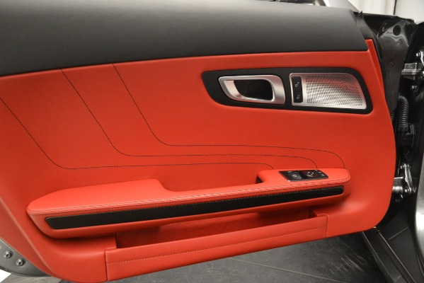 Used 2012 Mercedes-Benz SLS AMG for sale Sold at Maserati of Greenwich in Greenwich CT 06830 26