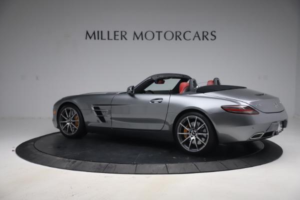Used 2012 Mercedes-Benz SLS AMG for sale Sold at Maserati of Greenwich in Greenwich CT 06830 5