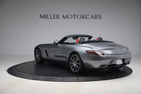 Used 2012 Mercedes-Benz SLS AMG for sale Sold at Maserati of Greenwich in Greenwich CT 06830 6