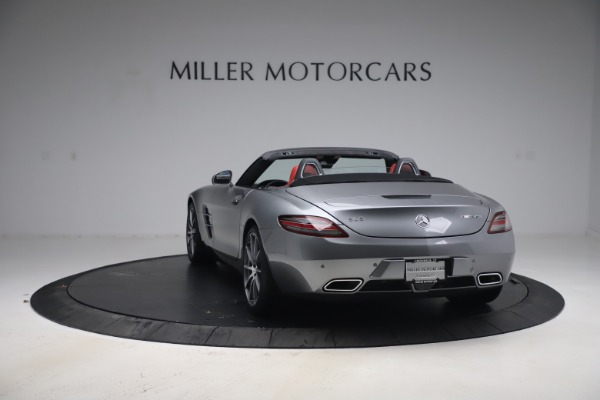 Used 2012 Mercedes-Benz SLS AMG for sale Sold at Maserati of Greenwich in Greenwich CT 06830 7
