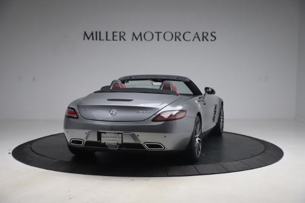 Used 2012 Mercedes-Benz SLS AMG for sale Sold at Maserati of Greenwich in Greenwich CT 06830 9