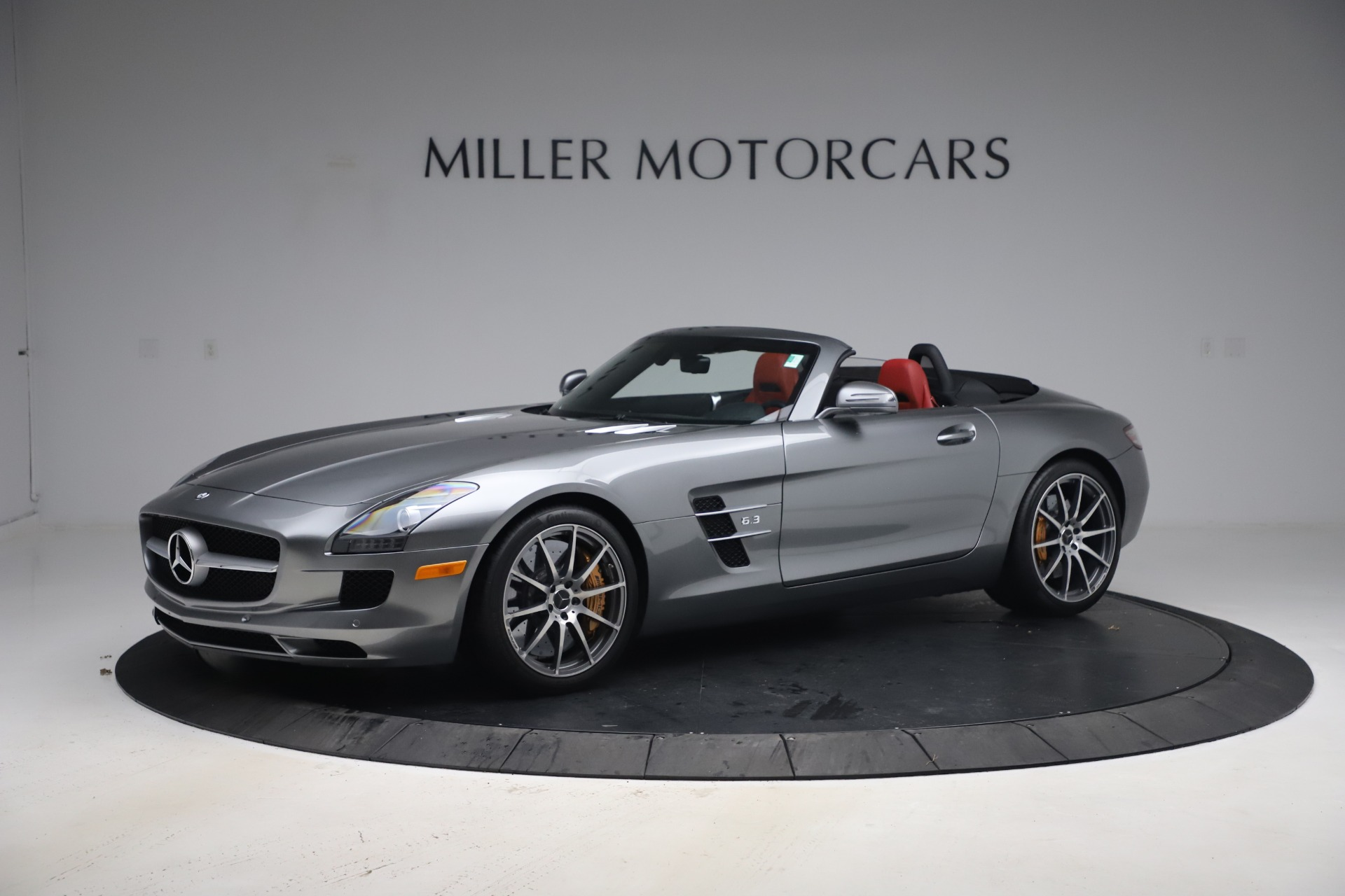 Used 2012 Mercedes-Benz SLS AMG for sale Sold at Maserati of Greenwich in Greenwich CT 06830 1