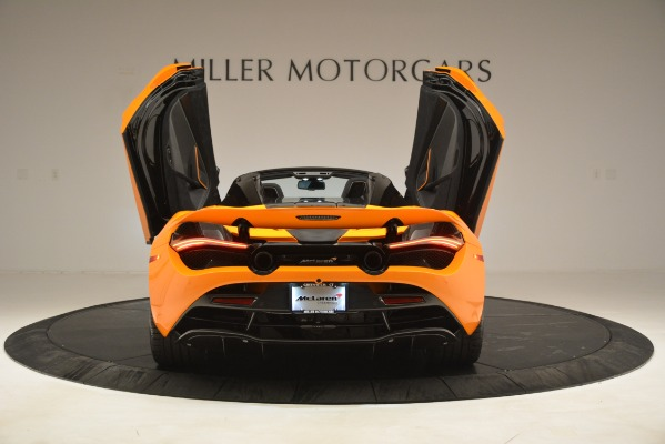 New 2020 McLaren 720S SPIDER Convertible for sale Sold at Maserati of Greenwich in Greenwich CT 06830 12