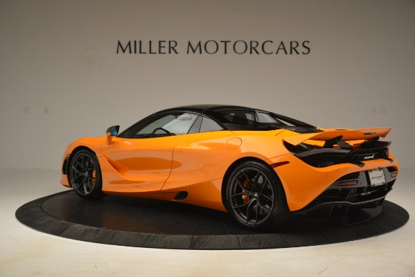 New 2020 McLaren 720S SPIDER Convertible for sale Sold at Maserati of Greenwich in Greenwich CT 06830 19