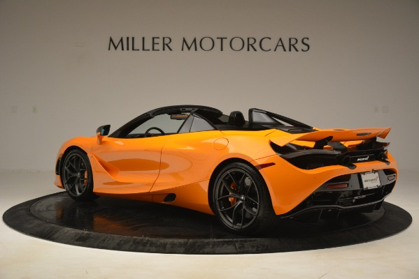 New 2020 McLaren 720S SPIDER Convertible for sale Sold at Maserati of Greenwich in Greenwich CT 06830 2