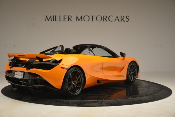 New 2020 McLaren 720S SPIDER Convertible for sale Sold at Maserati of Greenwich in Greenwich CT 06830 5