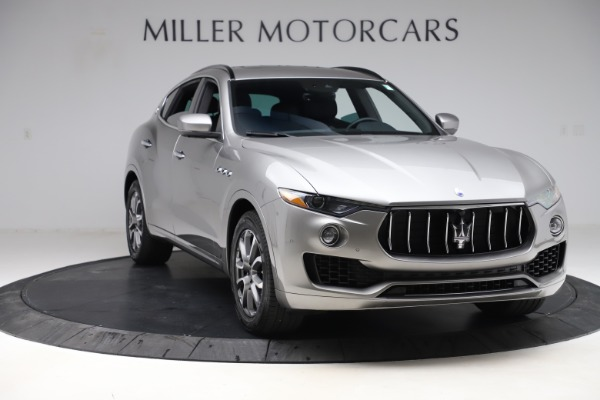 New 2019 Maserati Levante Q4 for sale Sold at Maserati of Greenwich in Greenwich CT 06830 11
