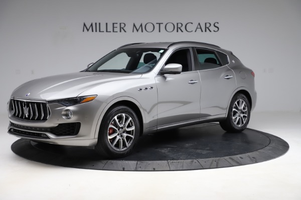 New 2019 Maserati Levante Q4 for sale Sold at Maserati of Greenwich in Greenwich CT 06830 2