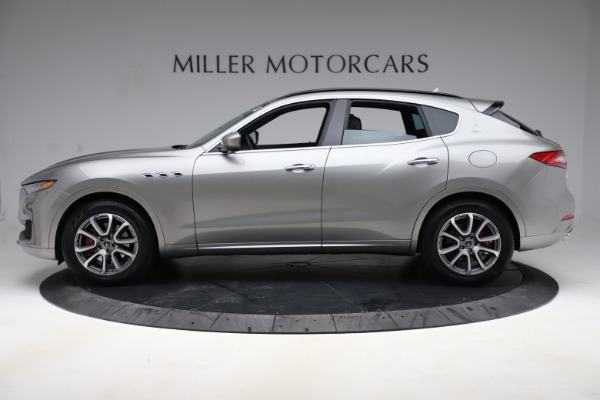 New 2019 Maserati Levante Q4 for sale Sold at Maserati of Greenwich in Greenwich CT 06830 3