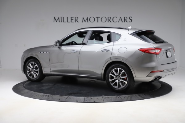 New 2019 Maserati Levante Q4 for sale Sold at Maserati of Greenwich in Greenwich CT 06830 4