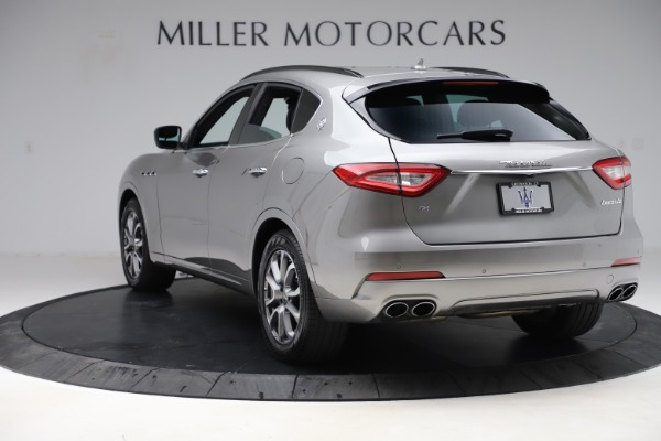 New 2019 Maserati Levante Q4 for sale Sold at Maserati of Greenwich in Greenwich CT 06830 5