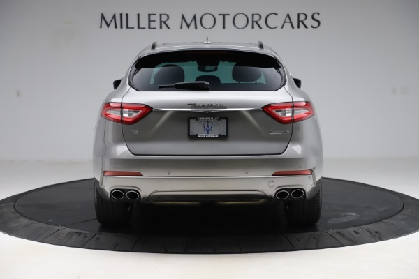 New 2019 Maserati Levante Q4 for sale Sold at Maserati of Greenwich in Greenwich CT 06830 6